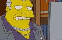 """В мультсериале """"Симпсоны"""" высмеяли Януковича"""