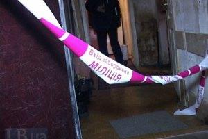 На улице Курнатовского в Киеве в шкафу нашли тело мужчины