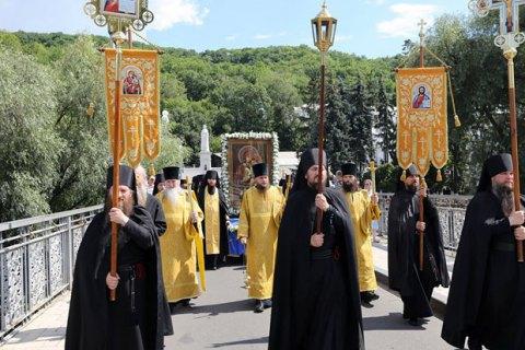 Националисты Коханивского собрались остановить крестный ход