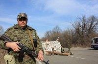 Боевики обстреляли свои позиции под Горловкой