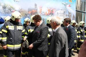 Украина получила немецкую гуманитарную помощь на €1 млн