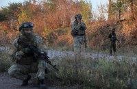 2 военных ранены в ходе АТО 15 октября