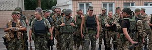 Статус участника боевых действий получили 2550 бойцов АТО