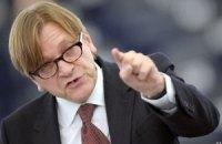 Тимошенко хочет навестить глава группы в Европарламенте