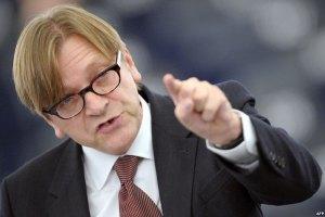 Судьба ассоциации с ЕС в руках украинских властей, - евродепутат