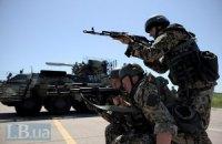 Под Мариуполем прошла тренировка штурмовой роты