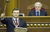 Янукович не пойдет на выборы с маленьким рейтингом