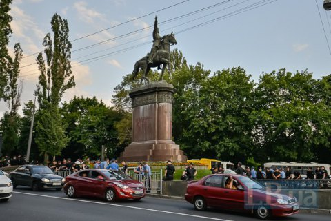 Міністр культури запропонував перенести київський пам'ятник Щорсу в музей