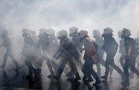 В Анкаре полиция разогнала митинг против расширения полномочий Эрдогана