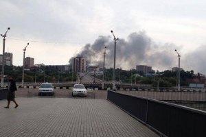 Силы АТО ушли из Луганска