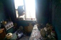 В Кременчуге произошел пожар в жилом доме, есть погибшие