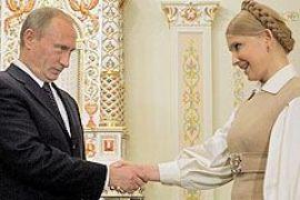 Тимошенко рассказала, что ее рассмешило на пресс-конференции с Путиным