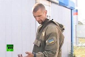 180 солдат возвращаются из РФ в Украину