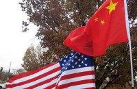 """США заявили о """"небезопасном"""" перехвате своего самолета китайскими истребителями"""