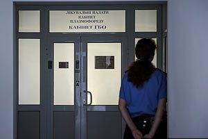 Тюремщики признались, что за Тимошенко наблюдает еще и милиция