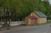 У Києві підпалили дерев'яну церкву УПЦ МП