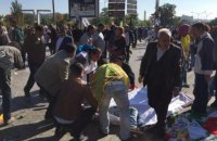 20 человек погибли из-за взрывов в Анкаре