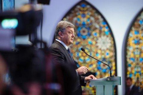 Порошенко исключил продление минских соглашений на 2016 год