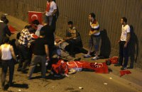 В Турции продолжаются репрессии: арестовываются академики, журналисты и дипломаты