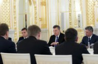 Янукович: цель закона об амнистии – мир в Украине