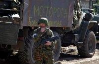 За день боевики 25 раз обстреляли позиции сил АТО