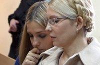 Дочери Тимошенко отказали в свидании с матерью
