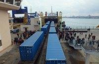 Украина договорилась с Грузией о прямом ж/д сообщении через порты