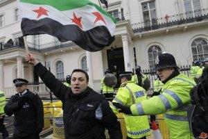 Великобританія вислала сирійських послів