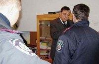 Начальник УГРО погрожував кандидату (ФОТО, ВІДЕО)