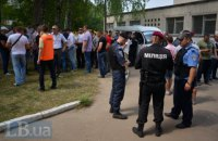 В МВД сообщили о незначительных нарушениях на 205-ом округе Чернигова