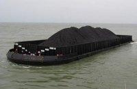 Украина приостановила закупки угля из ЮАР