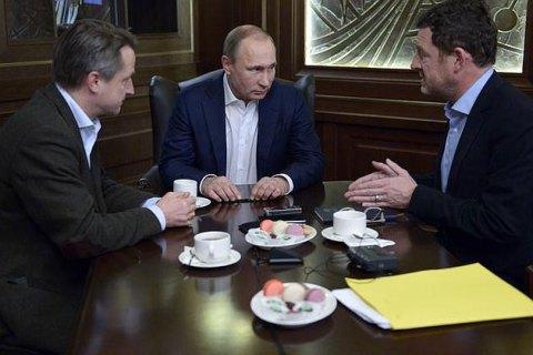 Путин отказался отдавать Украине контроль над границей до конституционной реформы