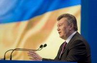 Янукович не видит причин для раскола в ПР из-за евроинтеграции