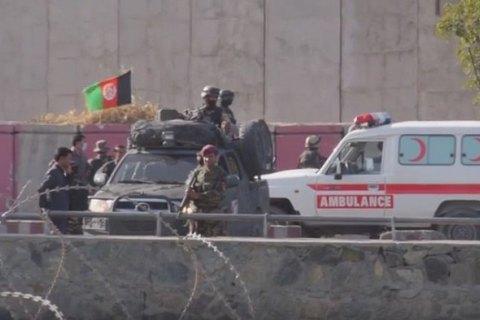 СМИ назвали целью теракта вКабуле гуманитарную компанию