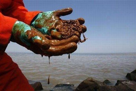 У Північне море зплатформи British Petroleum потрапило 95 тонн нафти