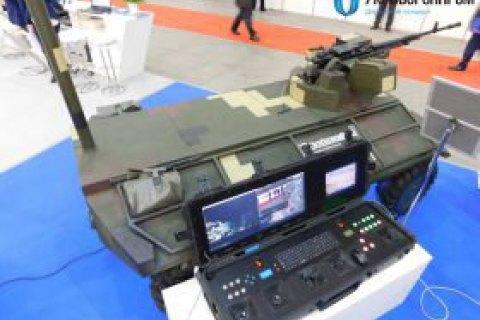 «Укроборонпром» покаже нову техніку навиставці «Зброя табезпека»