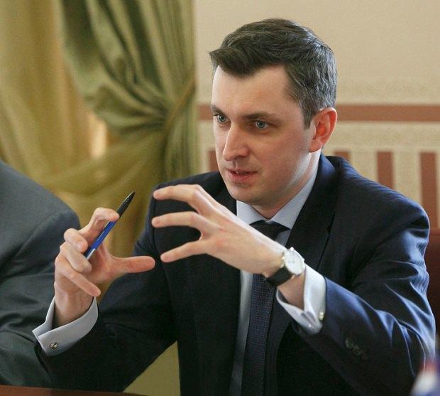 Игорь Билоус, руководитель ГФСУ