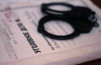 """Главного луганского """"свободовца"""" задержали на акции против сланцевого газа"""