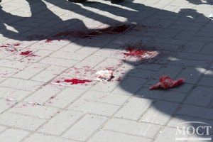 В центре Мелитополя подорвали замдиректора местного завода