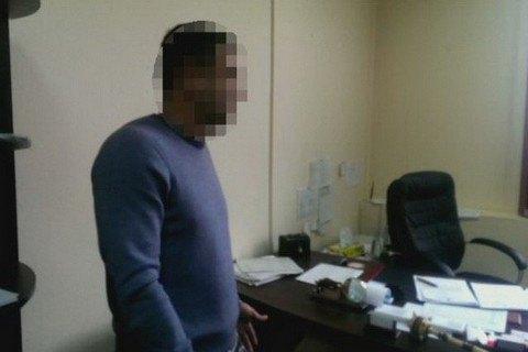 ВДнепре депутат Горсовета пытался дать взятку чиновнику