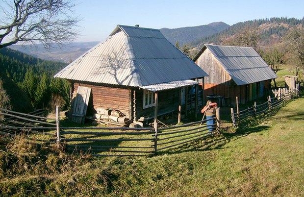 Домик в деревне может быть хорошей инвестицией на случай бегства из города