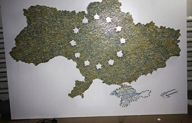 У штаб-квартирі ООН відкрилася виставка про події в Україні (фото)