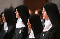 Бенедикт XVI отлучил от церкви 29 монахинь из Львовской области