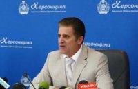 Херсонский губернатор отказался пускать Ахметова в экономику области