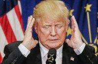 """Вероятный автор записки о """"компромате"""" на Трампа скрывается, - ВВС"""