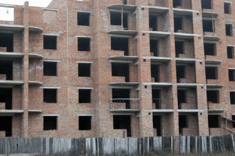 Падение свысоты строителей вКиеве: милиция открыла уголовное дело