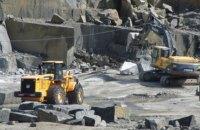 Крупный гранитный карьер в Житомирской области вернули в госсобственность