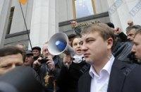 Суслов: в БЮТ запрещали выдвигать Тимошенко на Нобелевскую премию