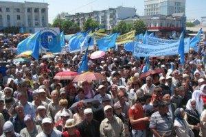 Крымские татары проведут свой референдум