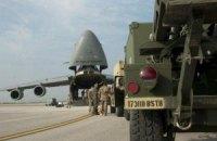 В Украину прибыли американские десантники